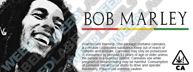 CAwater BOB MARLEY