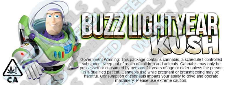 CAwater BUZZ LIGHTYEAR KUSH