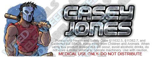 CAwater CASEY JONES