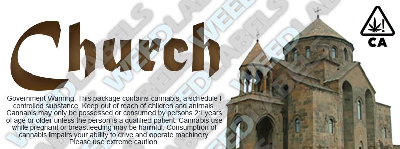 CAwater CHURCH