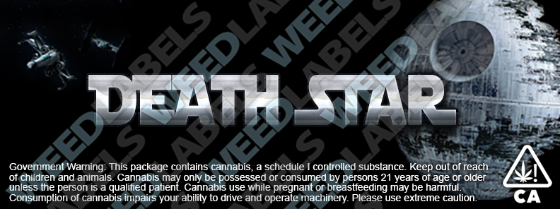 CAwater DEATH STAR