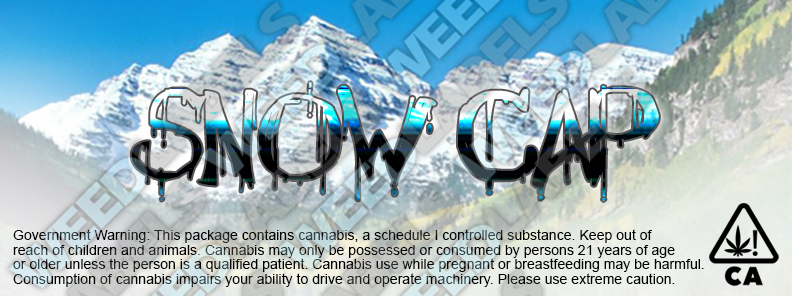 CAwater SNOW CAP