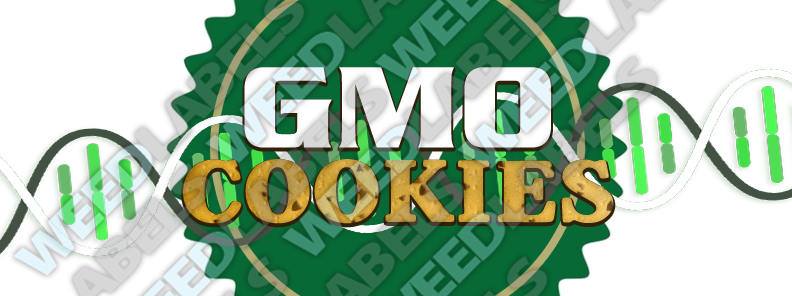 GMO COOKIES - No Warning Label
