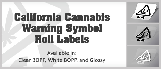 Weed Labels | Custom Cannabis Labels | Strain Labels